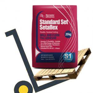 Tilemaster Standard Set Setaflex pallet deals and bulk buy