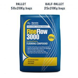 TileMaster FineFlow 3000 Pallet and Half Pallet