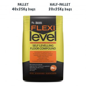 TileMaster Flexilevel Pallet and Half Pallet Deal