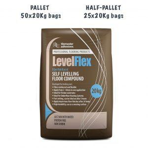 TileMaster Levelflex Pall and Half Pallet