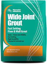 Tilemaster Wide Joint Grout