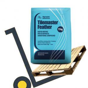 Tilemaster Feather pallet deals and bulk buy