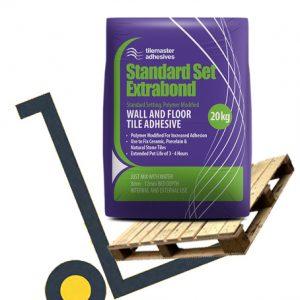 Tilemaster Standard Set Extrabond pallet deals