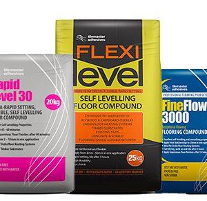 Floor Levelling Compounds - Pallet Deals