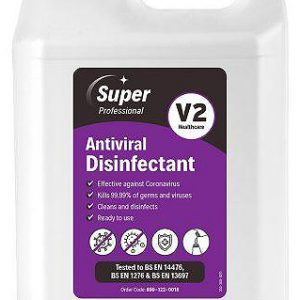 Super Antiviral Disinfectant