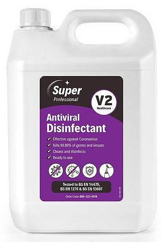 Super Antiviral Disinfectant