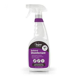 Super Antiviral Disinfectant Spray 750mL