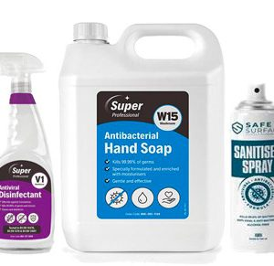 COVID-19 Cleaning Products