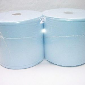 Blue Jumbo Wiping Rolls BULK BUY Pallet deals