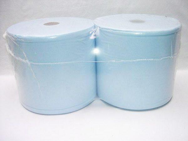 Blue Jumbo Wiping Rolls BULK BUY Pallet deals