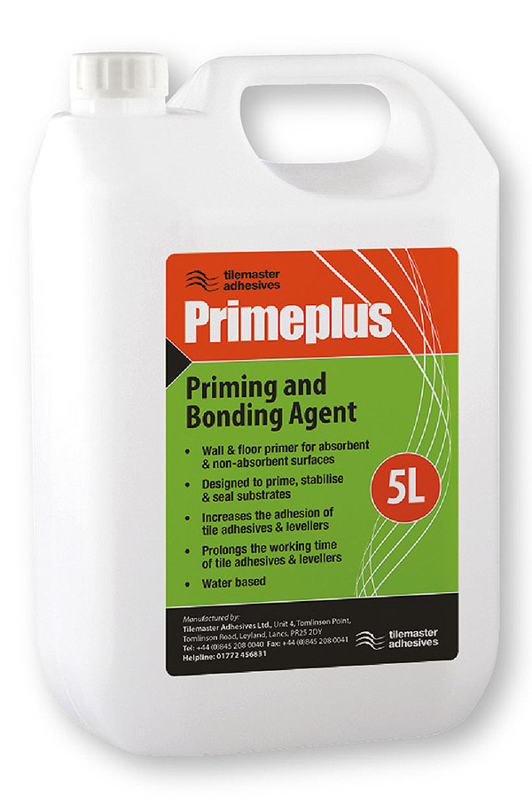 Tilemaster Primer Plus primiing and bonding agent