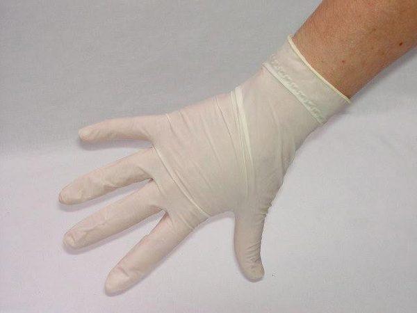 White Vinyl Gloves Bulk Buy