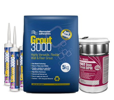 Silicone Grout DPM preparation category