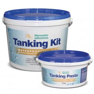 Tilemaster Tanking Kit and Paste