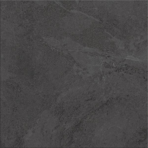 Black slate vinyl click flooring - Luvanto BULK BUY large view