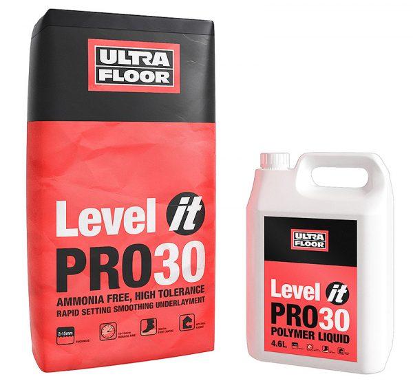 Ultra Floor - Level It Pro30