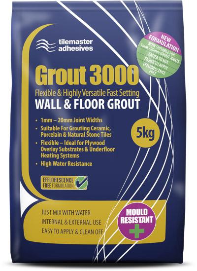 Tilemaster Grout 3000 pallet deals bulk buy