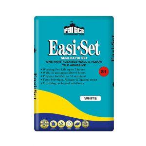 Palace Ease-Set Semi-Rapid Flexible Floor & Wall Tile Adhesive bulk buy pallet deals