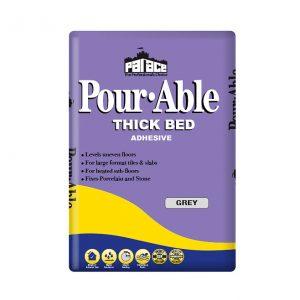 Palace Flexi-Set Pourable Floor Tile Adhesive Pallet Deals and Bulk Buy