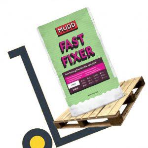 MUDD Fast Fixer pallet deals and bulk buy