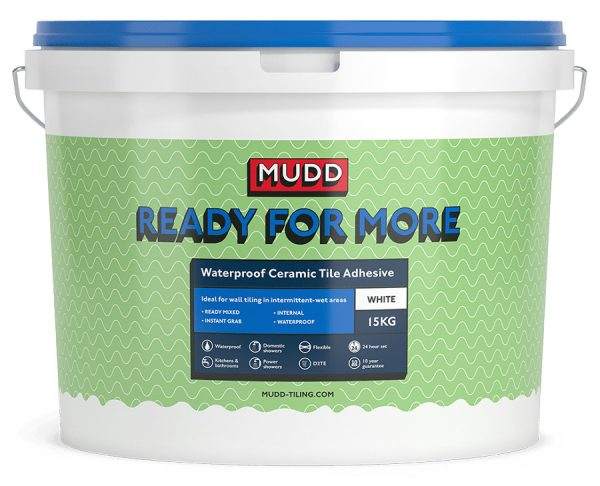 MUDD Ready For More tile adhesive pallet deals and bulk buy