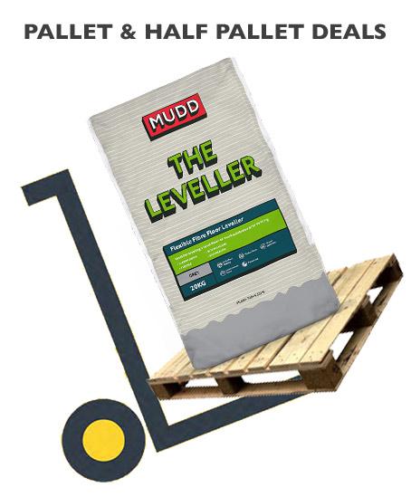 MUDD The Leveller pallet deals