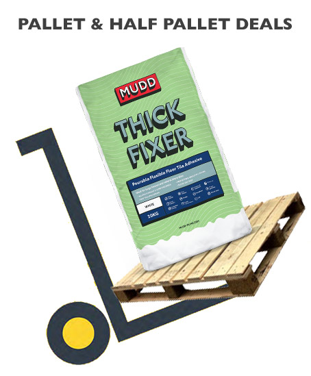 MUDD Thick Fixer pallet deals and bulk buy