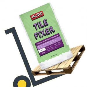 MUDD Tile Fixer tile adhesive Pallet Deals and Bulk Buy