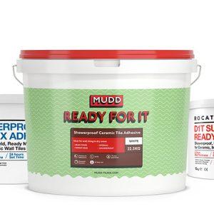 Ready Mix Tile Adhesive (Bucket - Tub) - Bulk Buy & Pallet Deals