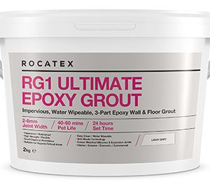 ROCATEX Ultimate Epoxy Grout
