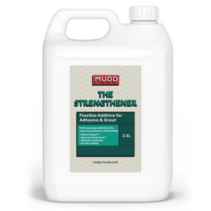 MUDD The Strengthener - Flexible Additive for Adhesive & Grout