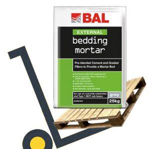 BAL Bedding Mortar External pallet deals and bulk buy