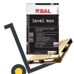 BAL Level Max high performance floor leveller pallet deals and bulk buy