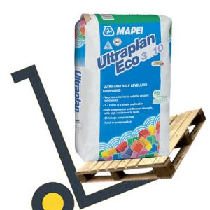 Mapei Ultraplan Eco 3210 Self Levelling Floor Compound and Smoothing Pallet Deals and Bulk Buy