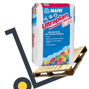 Mapei Ultraplan Renovation Screed 3240 Pallet Deals and Bulk Buy