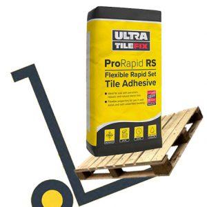UltraTileFix ProRapid RS pallet deals and bulk buy