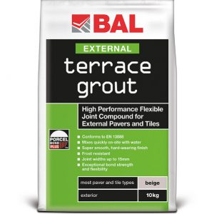BAL External Terrace Grout Bulk Buy
